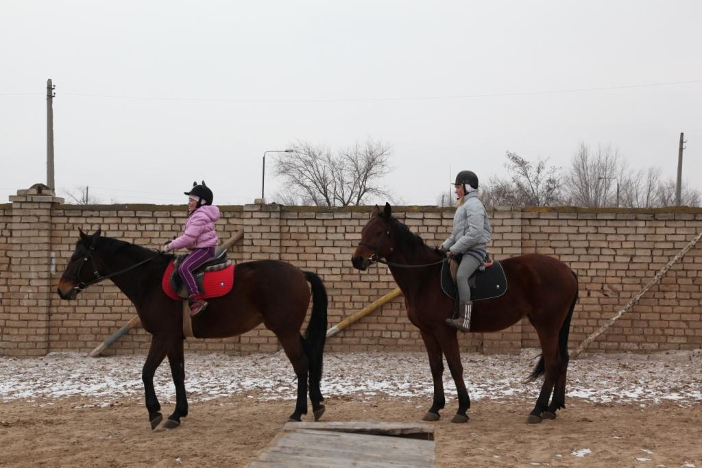 Сколько конные школы на широкой речке еще вопрос: Сын